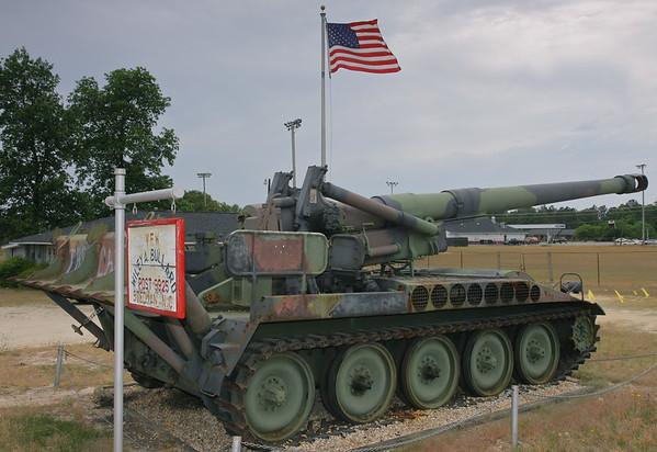 Stedman, NC M110A2 2