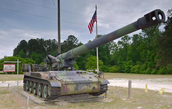 Stedman, NC M110A2 7