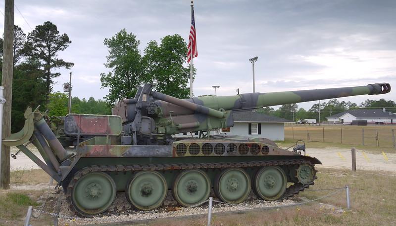 Stedman, NC M110A2 3