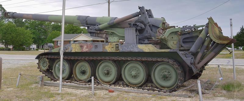 Stedman, NC M110A2 1