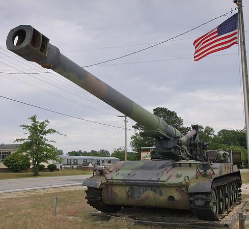 Stedman, NC M110A2