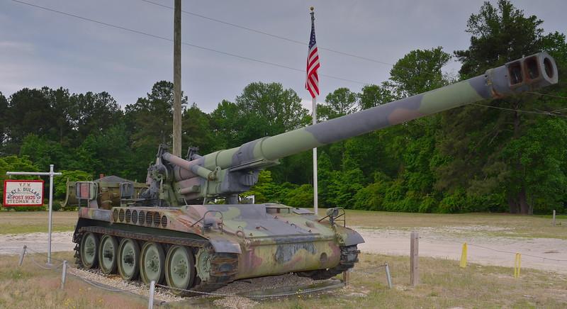 Stedman, NC M110A2 6