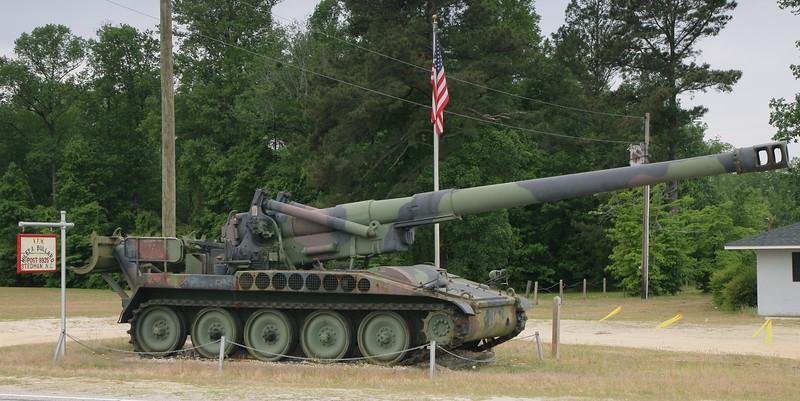 Stedman, NC M110A2 5
