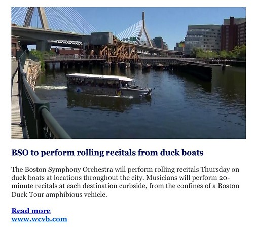 BSO DUKW Boats