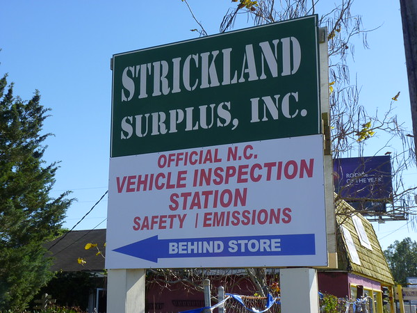 Strickland Surplus - Wilmington, NC