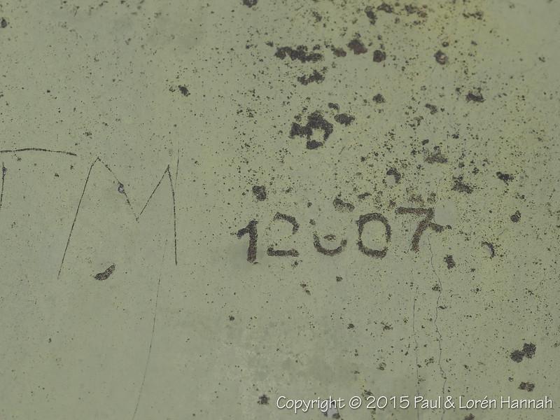 M4A3E9 Sherman SN 12007 Details