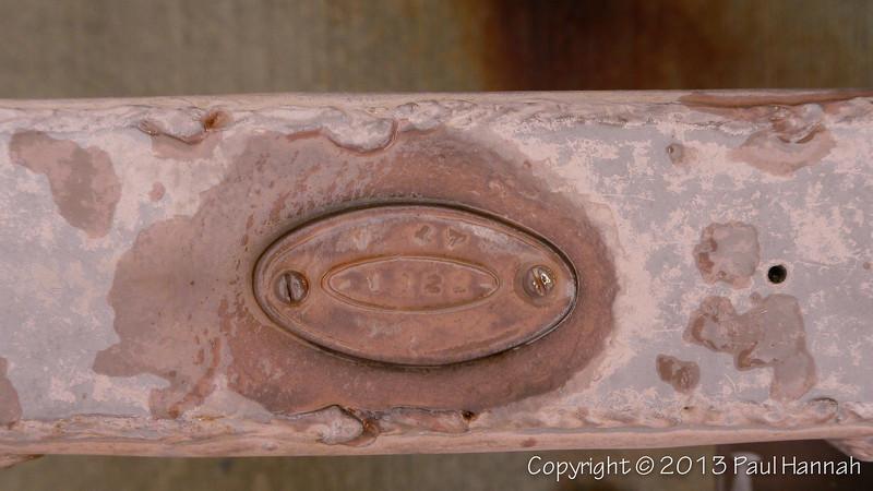 Type 1 47mm #1329 Details - 6 - P1060337