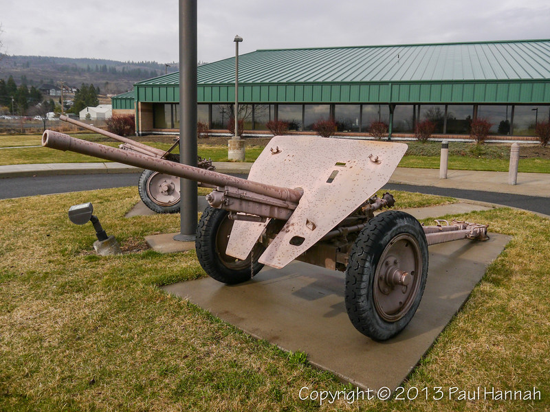 A Pair of Japanese Type 1 47mm - 3 - P1060317
