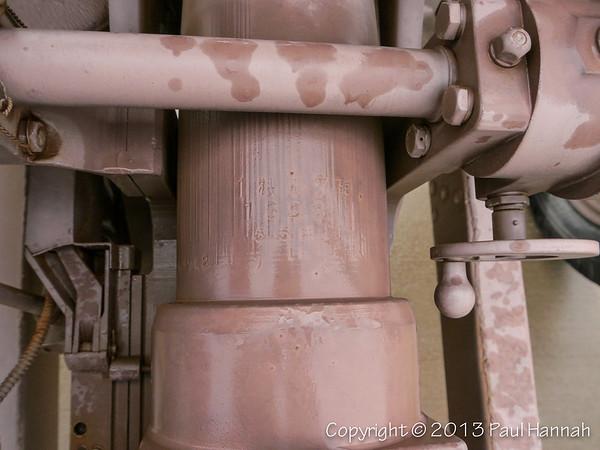 Type 1 47mm #1329 Details - 1 - P1060320