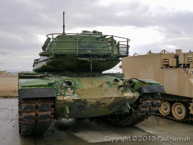 M60A3 SN 3046A  - 3 - P1060307