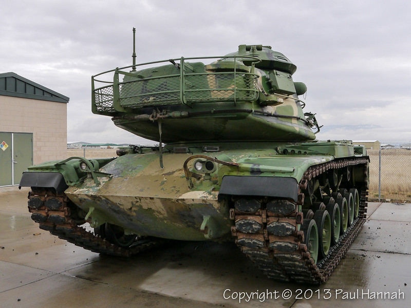 M60A3 SN 3046A  - 1 - P1060309