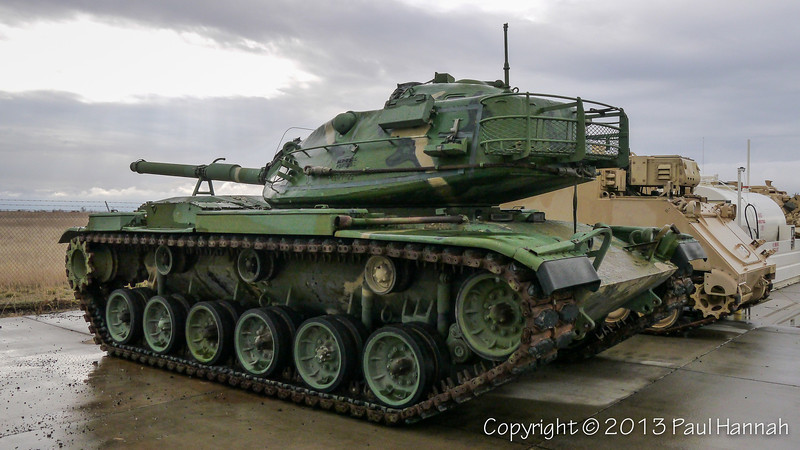 M60A3 SN 3046A  - 4 - P1060306