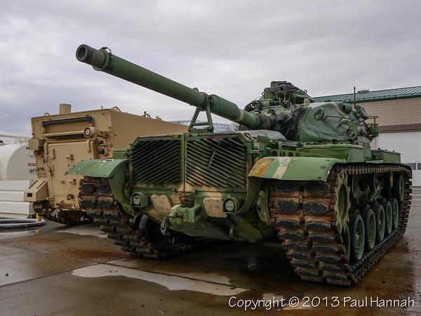 M60A3 SN 3046A  - 7 - P1060298
