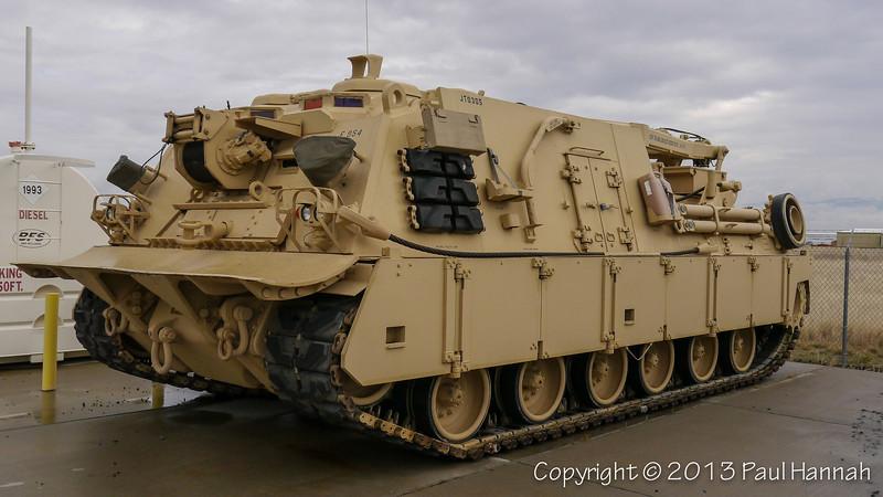 M88A2 Hercules - 2 - P1060314