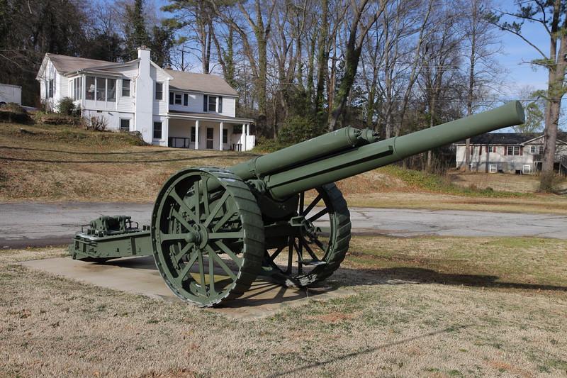 WW1 Artillery piece