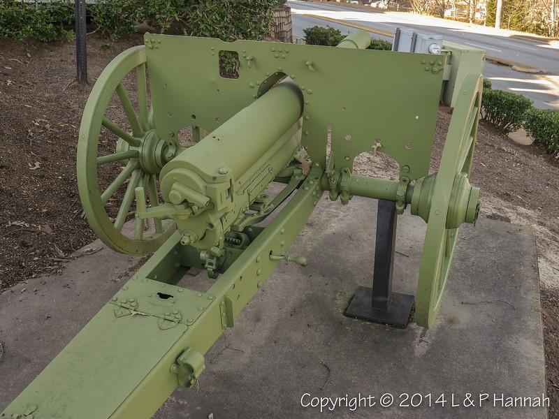 M1905 3-inch Field Howitzer