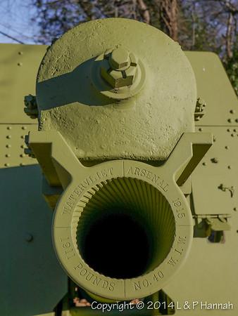 M1908 6-inch Field Howitzer