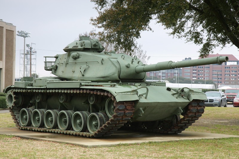 SCANG Armory - Columbia, SC - M60A3 & M728