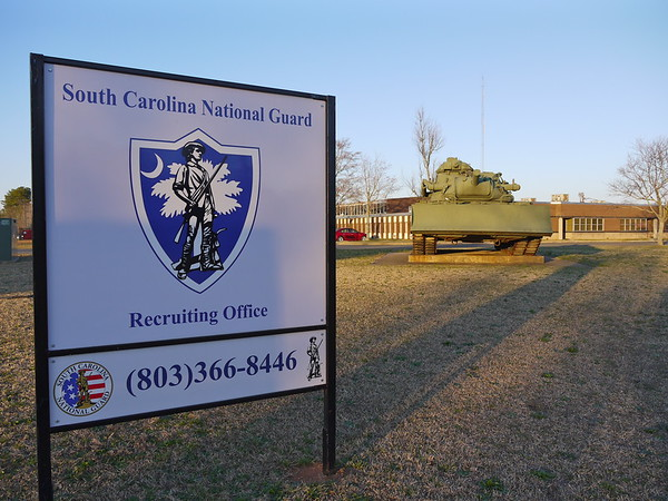 HHC 178th Engineer Battalion - Rock Hill, SC - M728