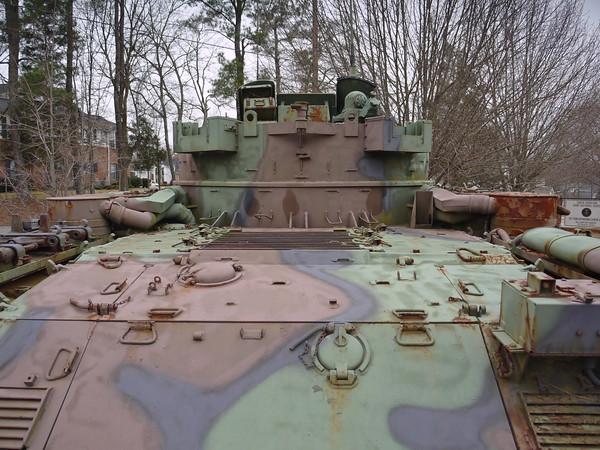 M42 rear detail