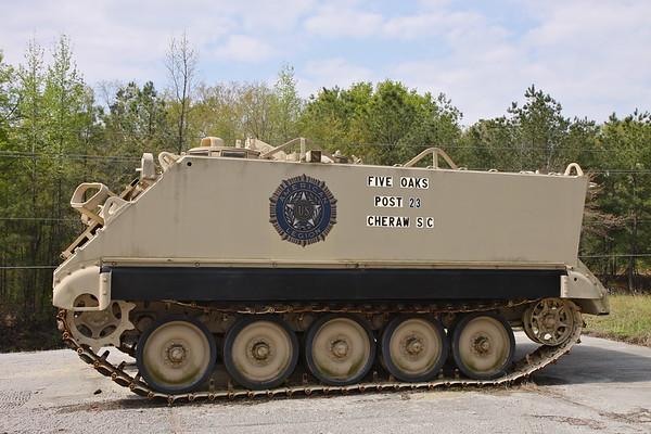 American Legion Post #23 - Cheraw, SC - M113 - ARCHIVE