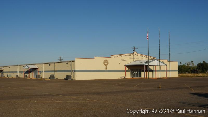 Catholic War Veterans Post 770 - Weslaco, TX