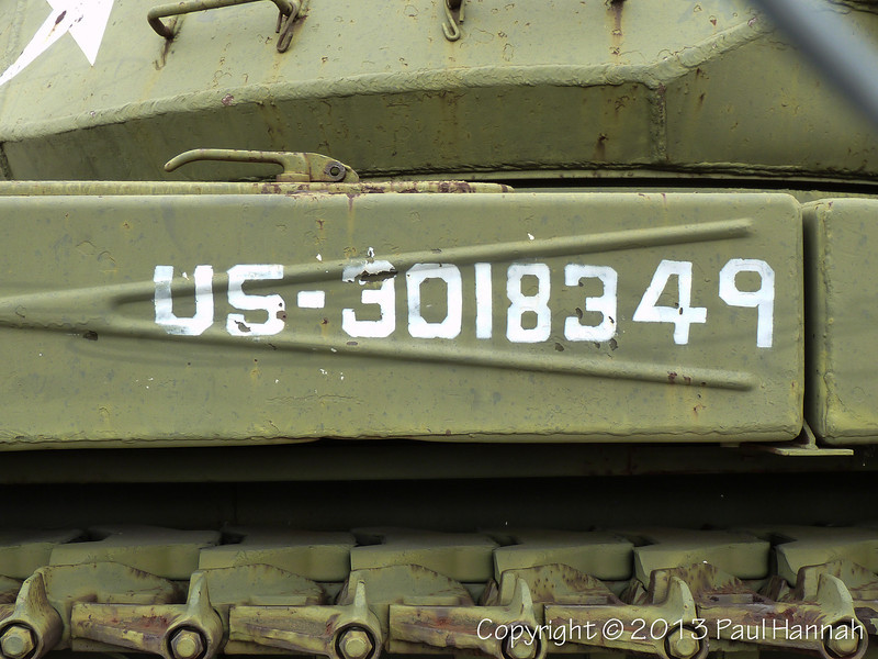 M41A3 Painted RN - P1140251