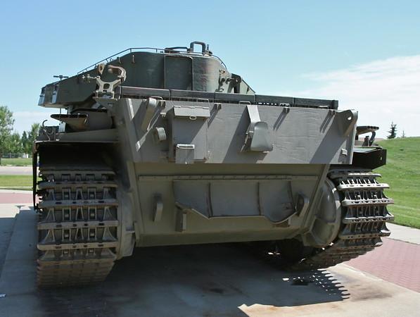 Centurion Mk V rear
