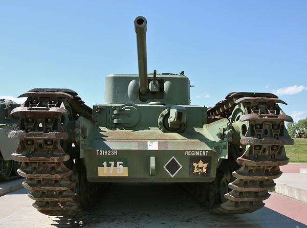 Churchill Mk VIII Crocodile 2