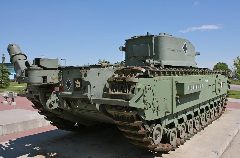 Churchill Mk VIII Crocodile 3