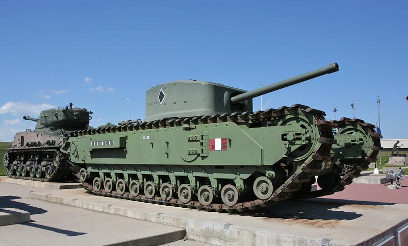 Churchill Mk VIII Crocodile