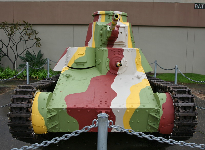 Japanese Type 95 Ha-Go 2