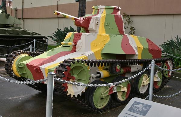 Japanese Type 95 Ha-Go