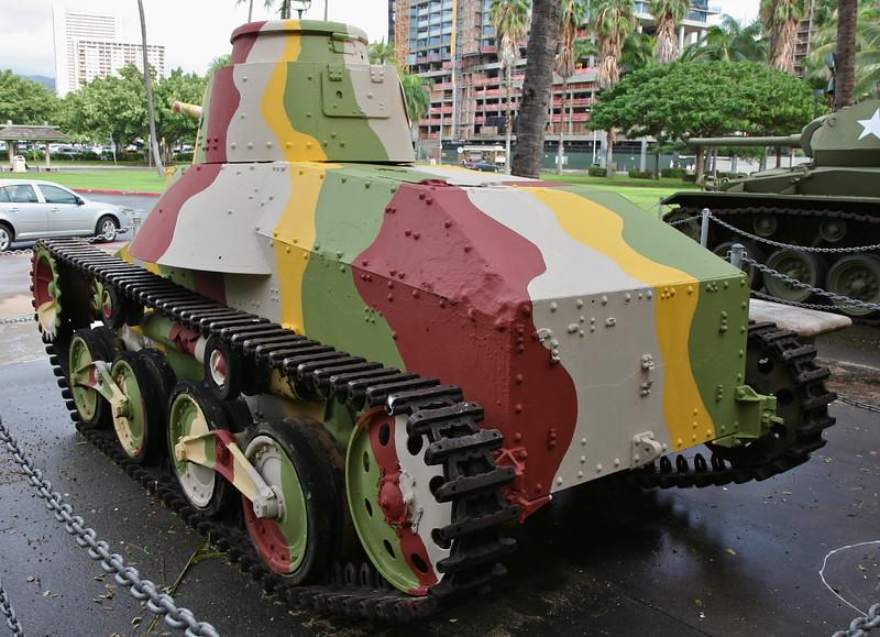 Japanese Type 95 Ha-Go 6