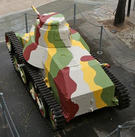 Japanese Type 95 Ha-Go 7