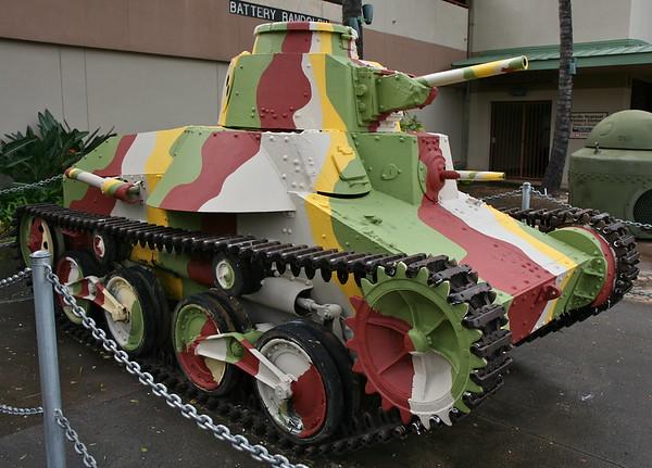 Japanese Type 95 Ha-Go 3