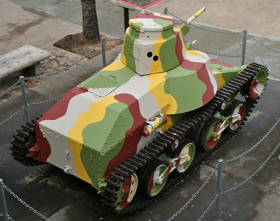 Japanese Type 95 Ha-Go 9