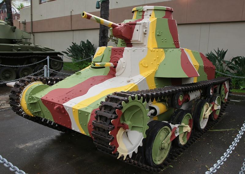Japanese Type 95 Ha-Go 1