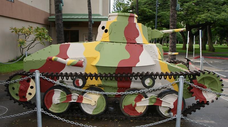 Japanese Type 95 Ha-Go 4