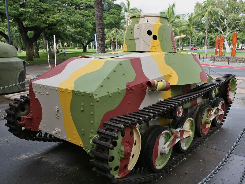Japanese Type 95 Ha-Go 5