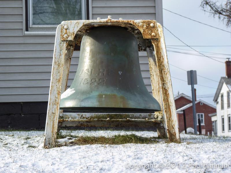 USLHS 1922 Fog Signal Bell - 1 - P1130541
