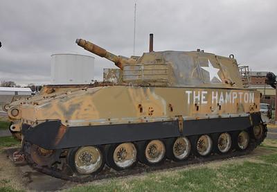 Virginia VFW, American Legion, Veterans Parks, Monument Vehicles