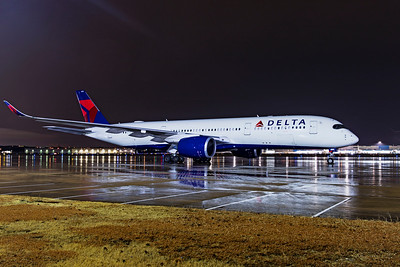 Delta Air Lines Airbus A350-941 N512DN 12-30-20 2