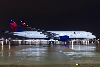 Delta Air Lines Airbus A350-941 N512DN 12-30-20