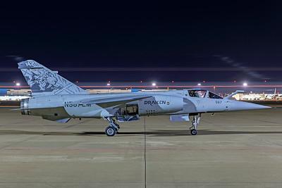 Draken International Dassault Mirage F1M N567EM 2-4-21