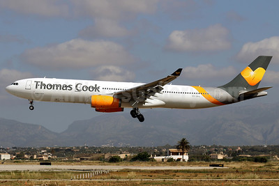 Airbus A330-300 now in the new livery