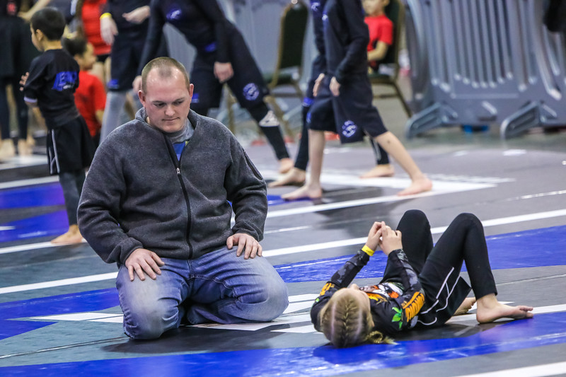 AGF 2019 OKLAHOMA STATE BJJ CHAMPIONSHIPS DAY 1 - American Grappling
