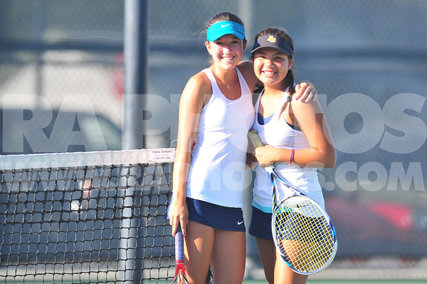 09/24/15 - GIRLS TENNIS