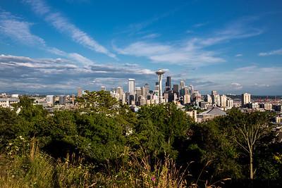 Seattle Sky