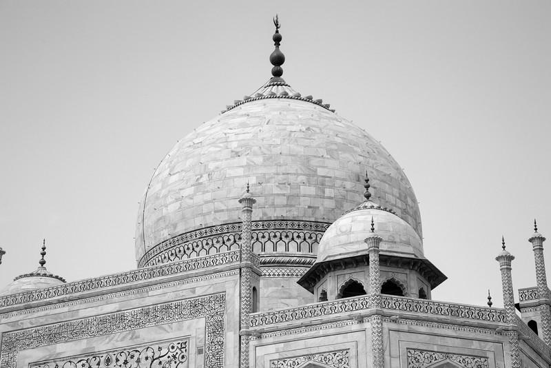 Monochrome Domes